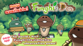 【Funghi's Den】 now available! イメージ