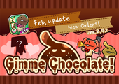 [NEO Mushroom Garden]Valentine's Day/White Day Update!New Order+ Added! イメージ